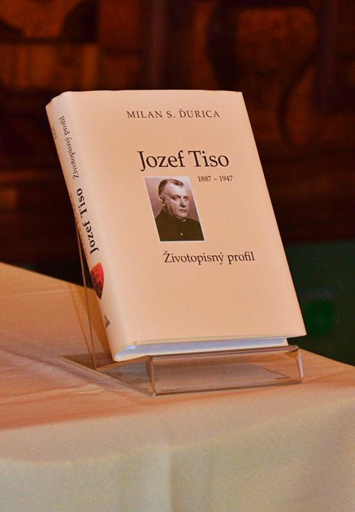 Prezentacia Stvrteho Vydania Zivotopisneho Profilu O Jozefovi Tisovi